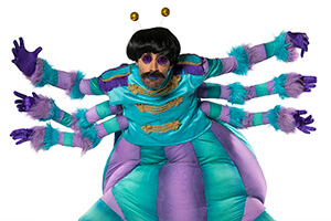 Psychy-Spider   (Richard David-Caine)