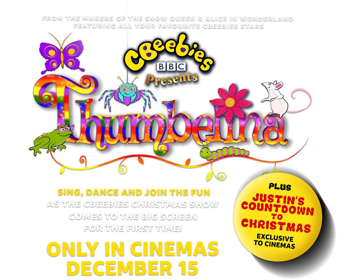 CBeebies Presents Thumbelina : Synopsis | Modern Films