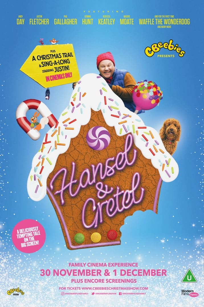 Poster image for CBeebies Presents Hansel and Gretel