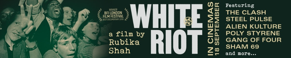 Poster image for White Riot