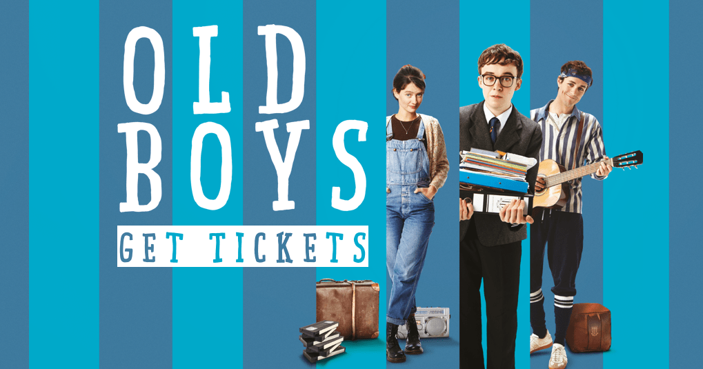Old Boys: Cinema Screenings & Ticket Booking - The Official Showtimes Destination