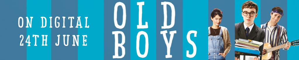 Poster for Old Boys