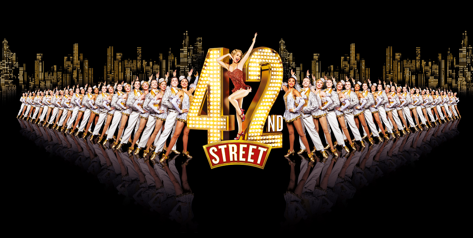 Image 1 of the 42nd Street The Musical gallery