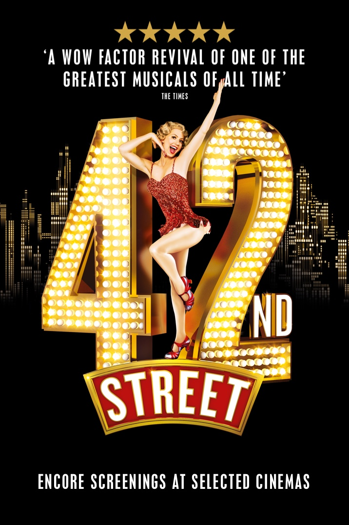 Poster image for 42nd Street The Musical