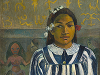 Image of the Gauguin from the National Gallery, London gallery