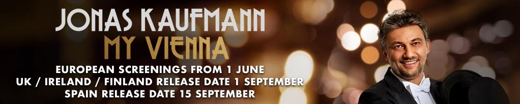 Poster image for Jonas Kaufmann: My Vienna