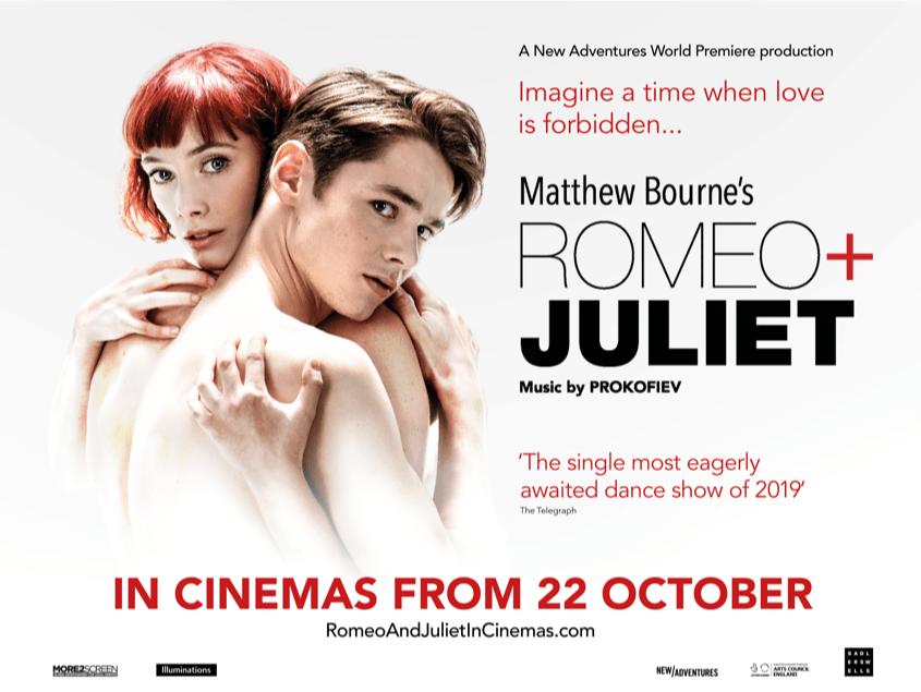 Matthew Bournes Romeo And Juliet Book Tickets In Uk