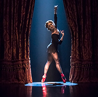 MATTHEW BOURNE'S THE RED SHOES WITH ASHLEY SHAW