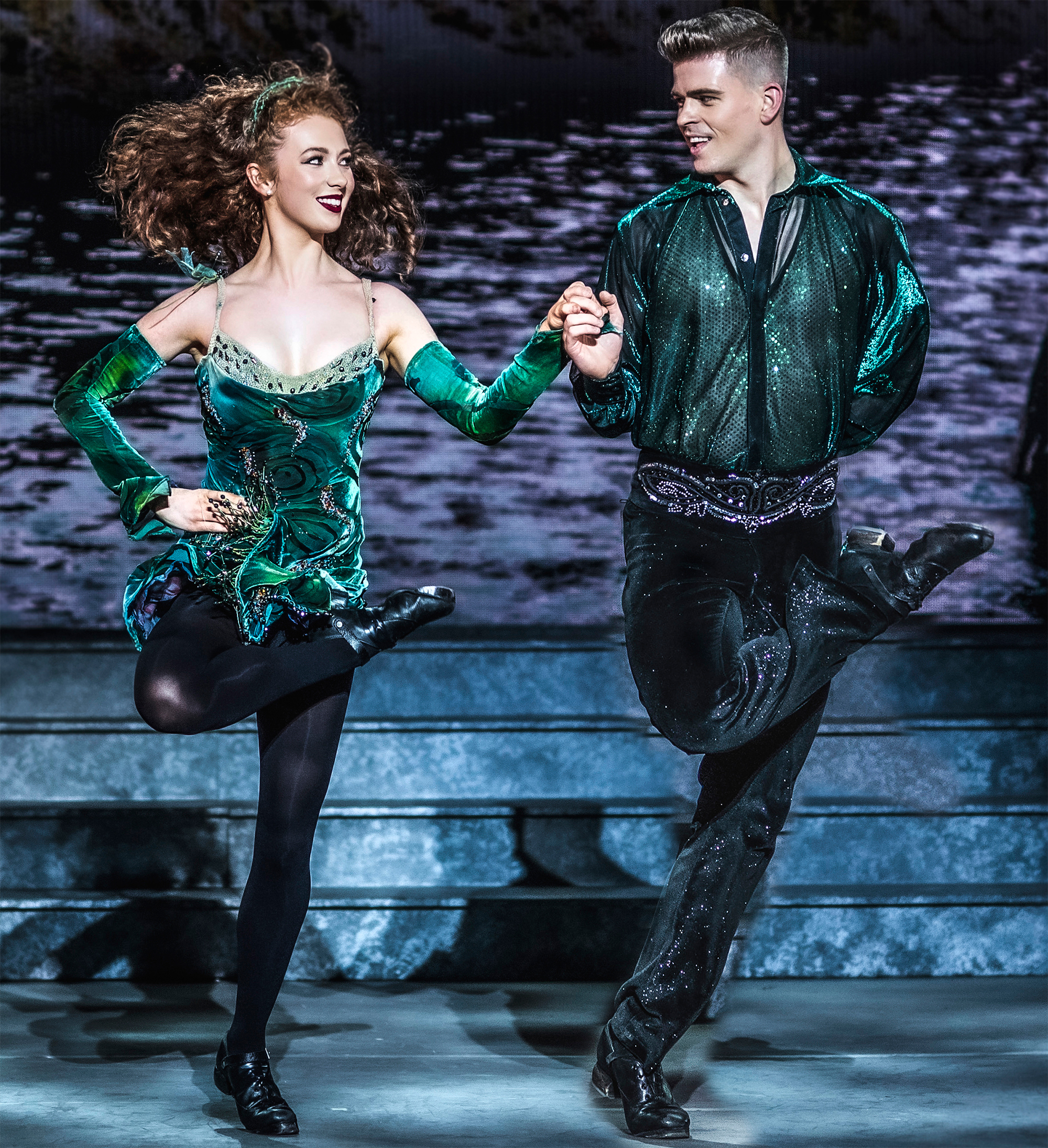Image 1 of the Riverdance 25th Anniversary Show gallery