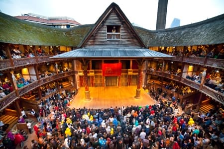 Image of the The Merry Wives of Windsor: Live from Shakespeare's Globe gallery
