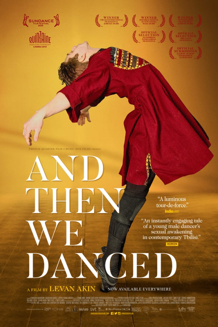 Poster image for And Then We Danced