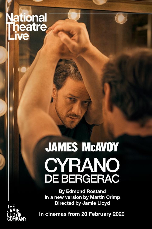 Poster image for Cyrano de Bergerac