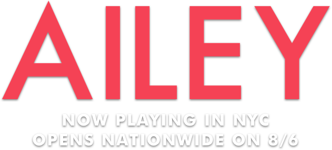 Title or logo for Ailey