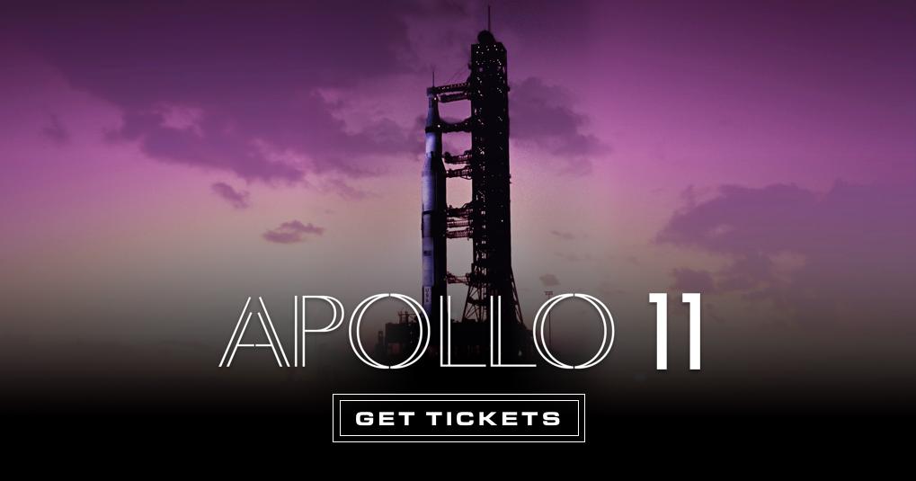 Apollo 11: Videos   NEON