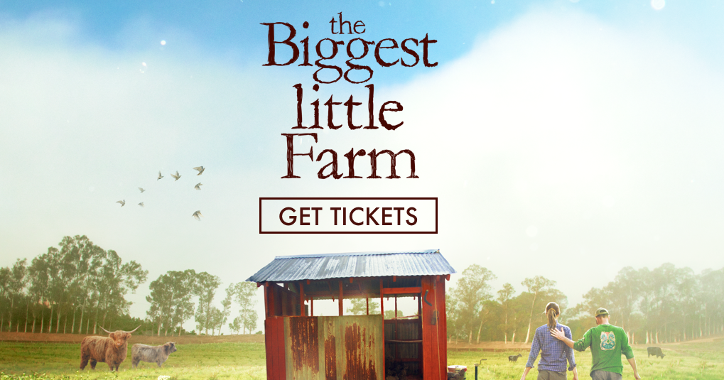 The Biggest Little Farm Movie. Coming to theaters Spring 2019