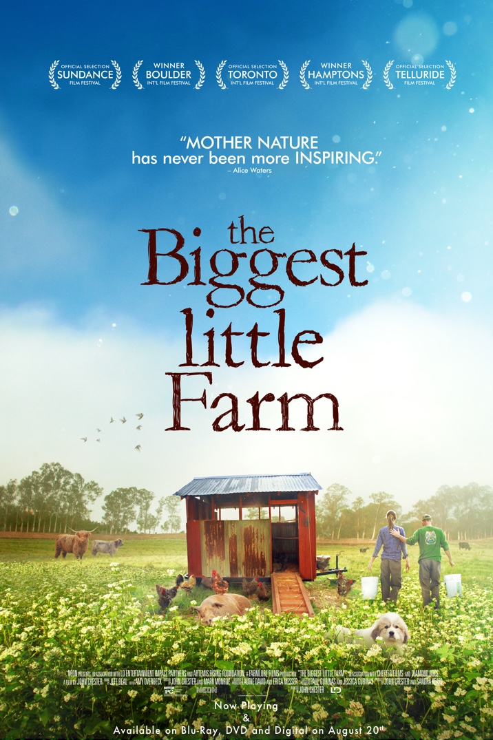 Poster for Biggest Little Farm