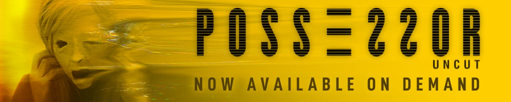 Poster image for Possessor Uncut