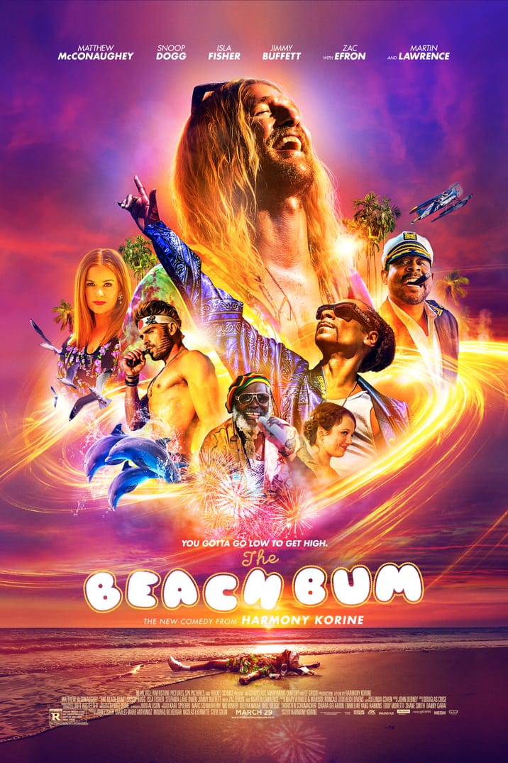 Poster for The Beach Bum