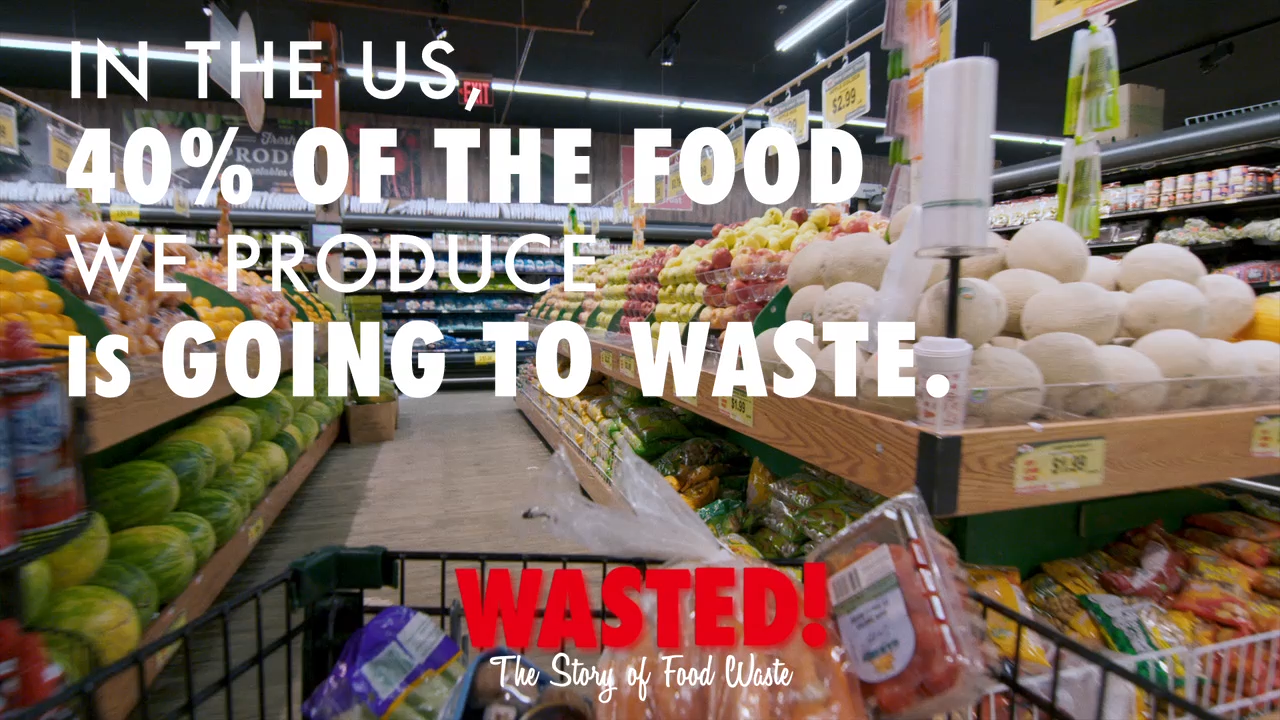 The Story of Food Waste | SUPER LTD