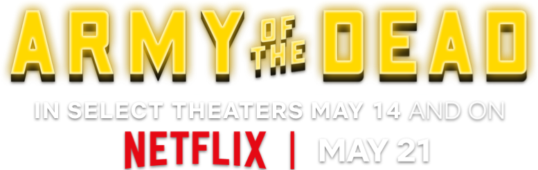 Title or logo for Army of the Dead