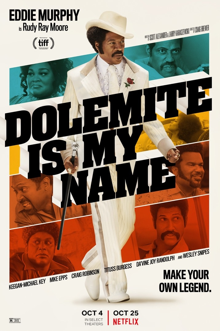 Poster image for Dolemite Is My Name