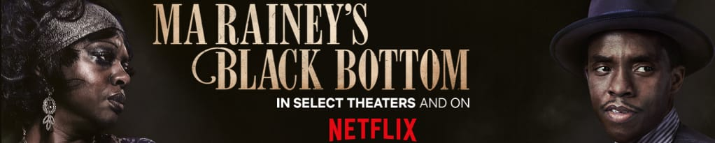 Poster image for Ma Rainey's Black Bottom