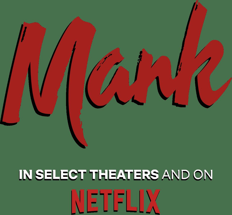 Mank: Synopsis | Netflix