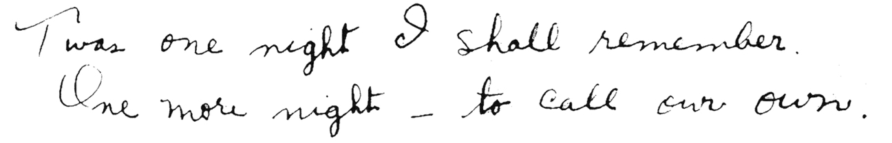One of several letters from Henschel to Donahue.