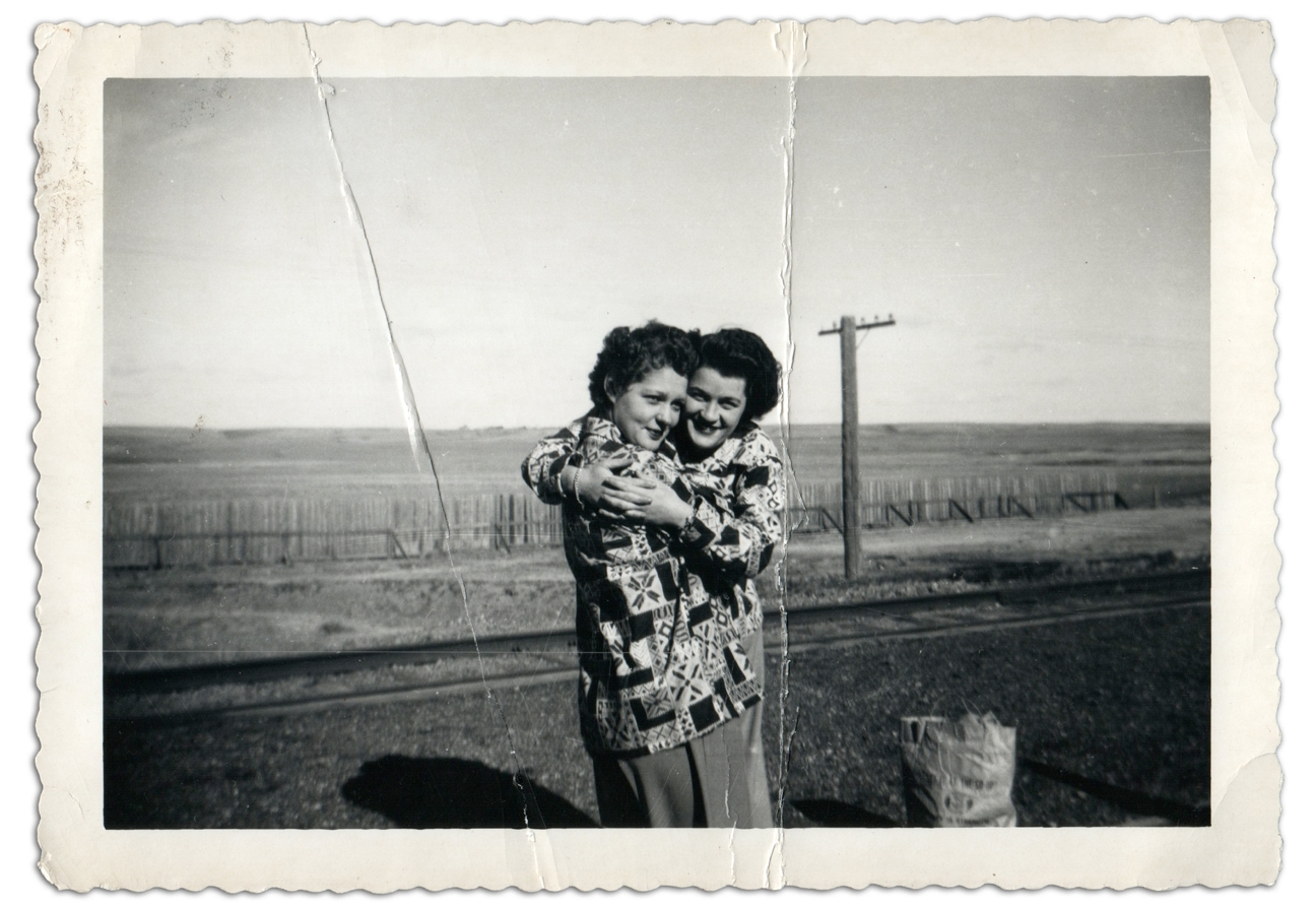 Terry Donahue and Pat Henschel, subjects of the documentary A Secret Love