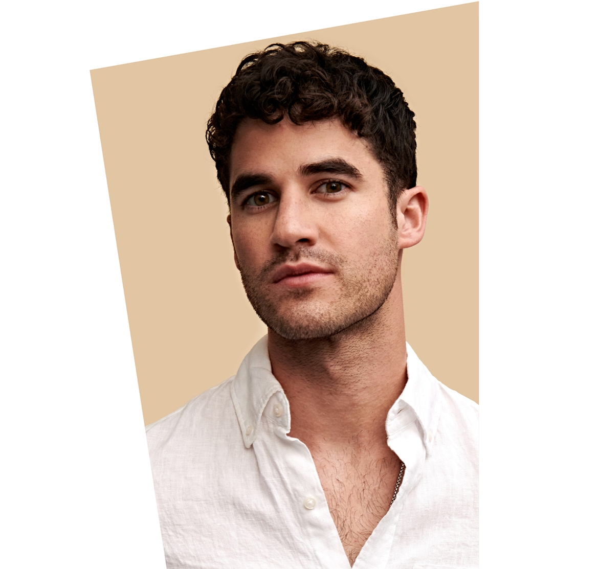 Actor Darren Criss of Hollywood