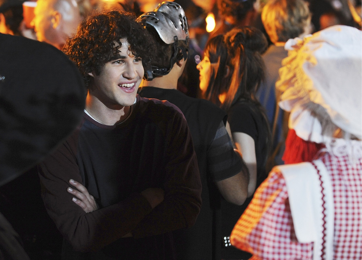 Darren Criss as Josh Burton in Eastwick