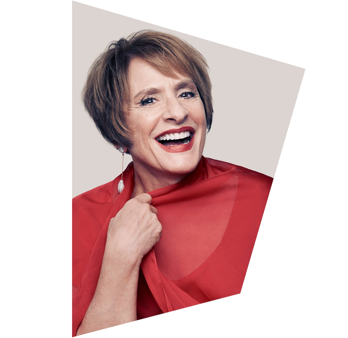 Actress Patti LuPone of Hollywood