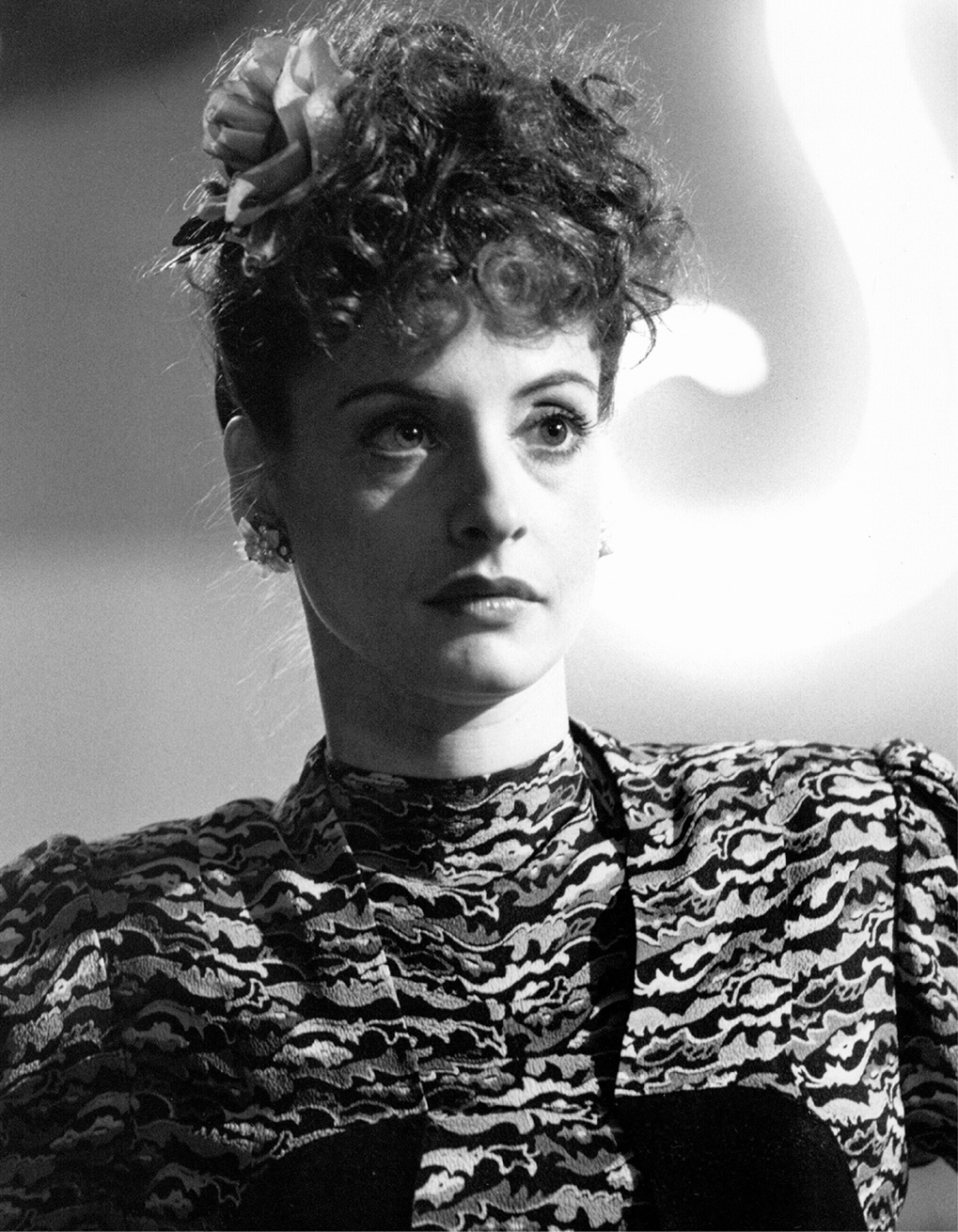 Patti LuPone as Lydia Hedberg in 1941