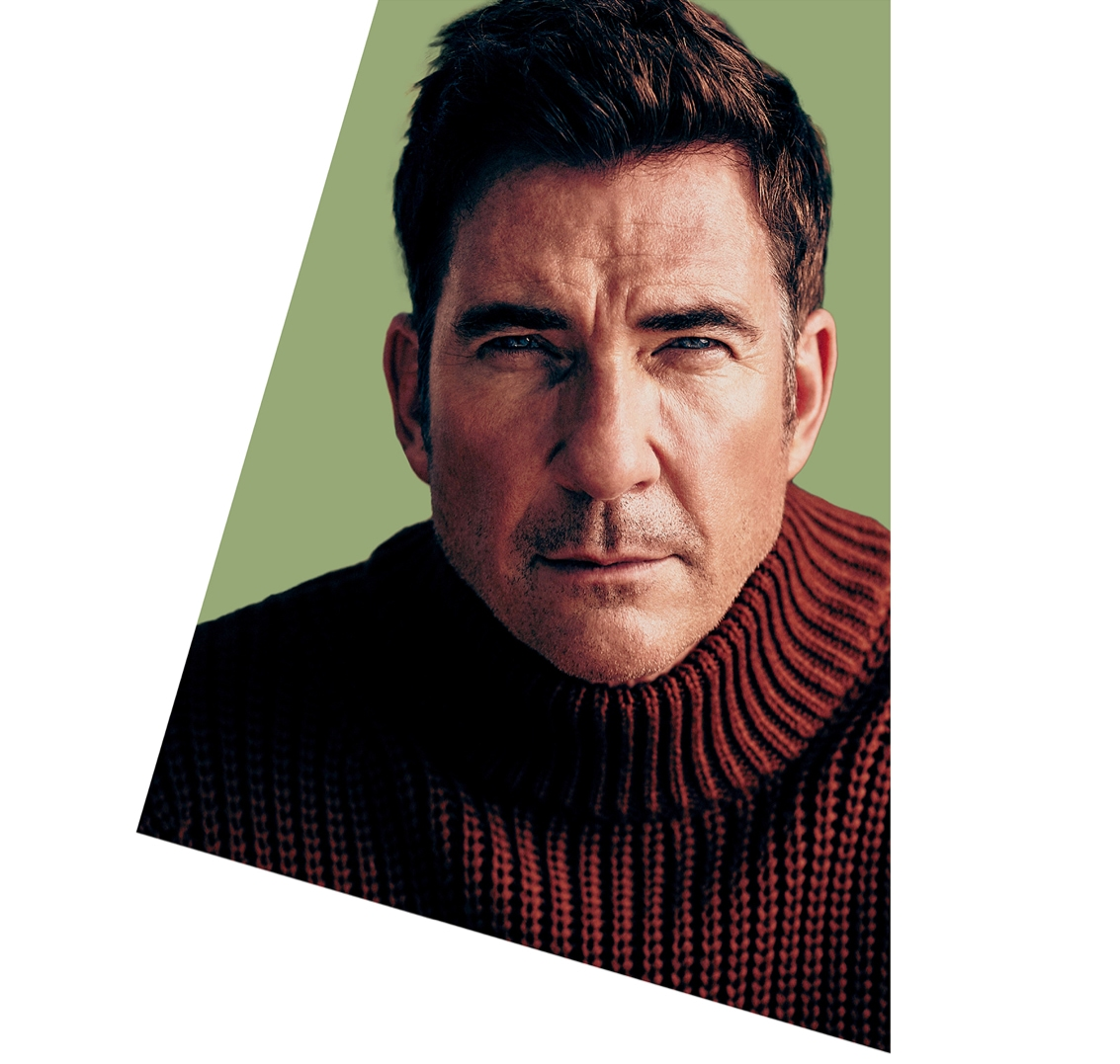 Actor Dylan McDermott of Hollywood