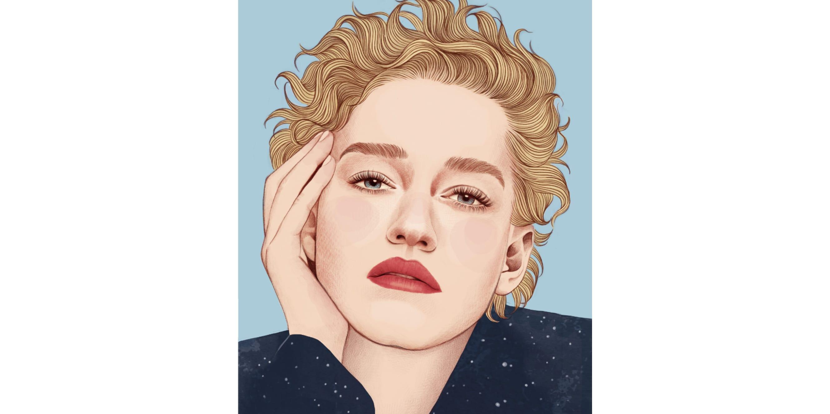 Art by Mercedes deBellard