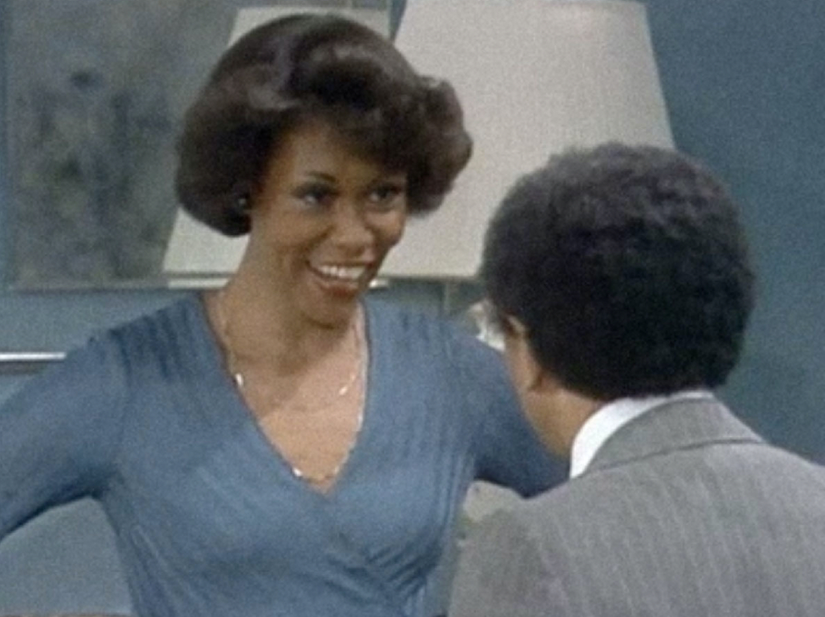 Edie Stokes, played by Veronica Redd, on The Jeffersons