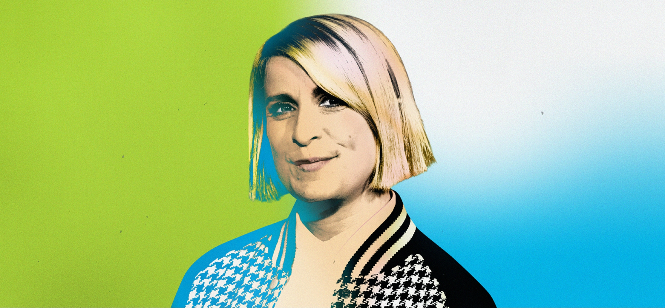 Art of Liz Feldman by Bráulio Amado