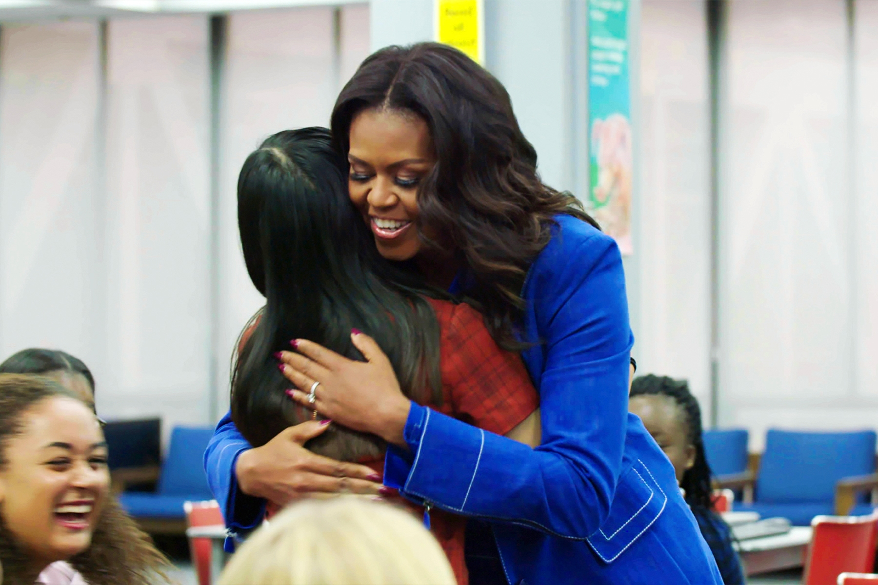 Michelle Obama in Becoming