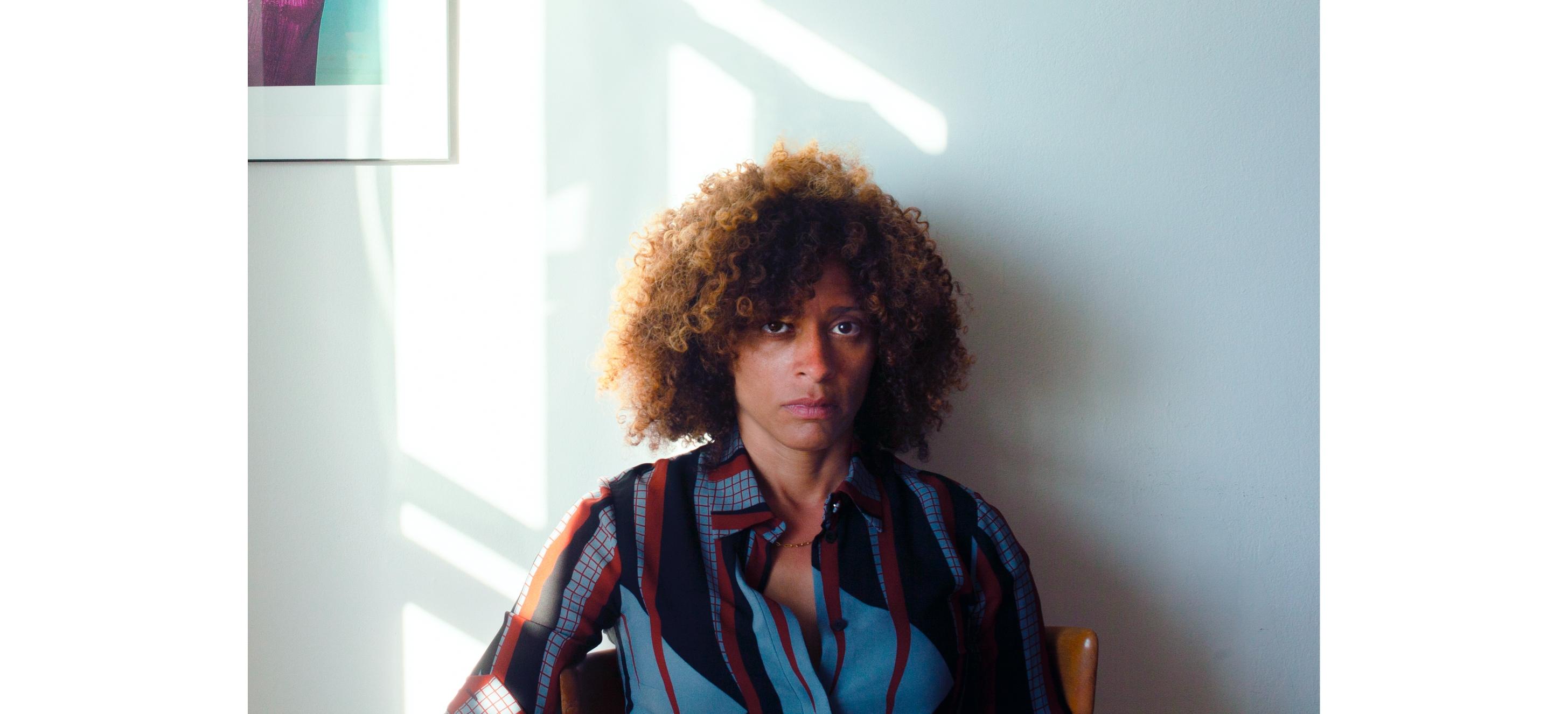 Director Nadia Hallgren