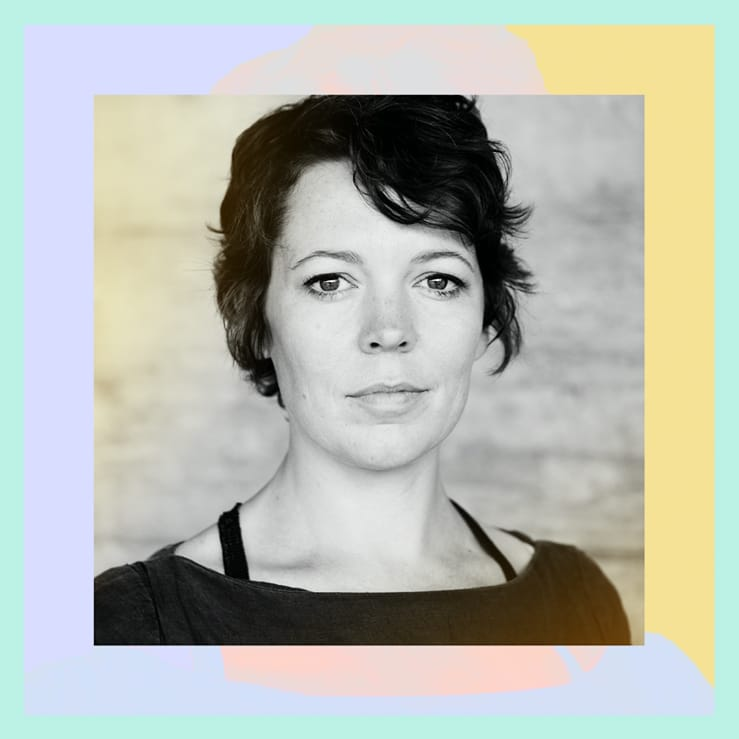 Olivia Colman: Lead actress in a drama series, The Crown