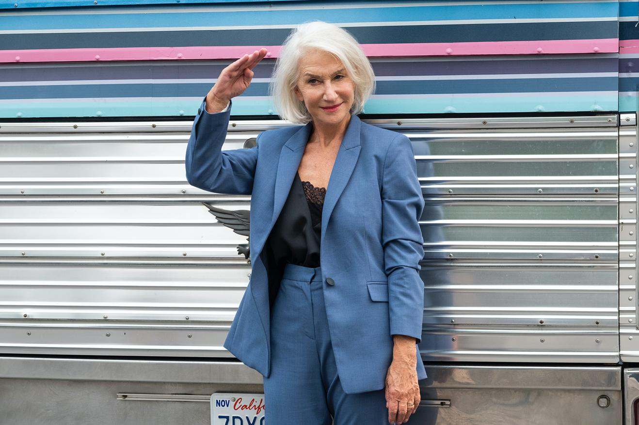 Helen Mirren as Billy Bush