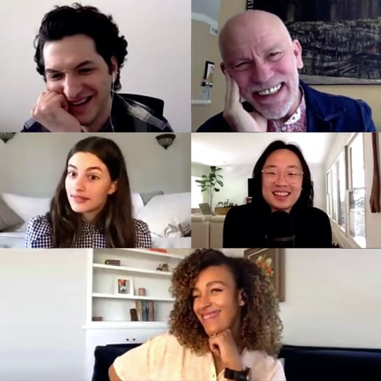 Ben Schwartz, John Malkovich, Diana Silvers, Jimmy O. Yang, Tawny Newsome
