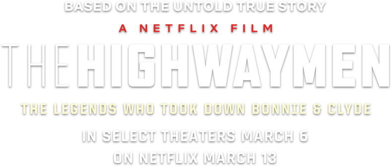 The Highwaymen: Synopsis | Netflix