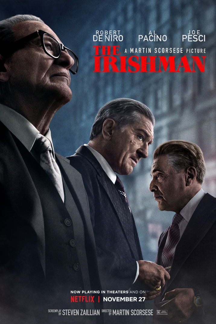 Poster image for The Irishman