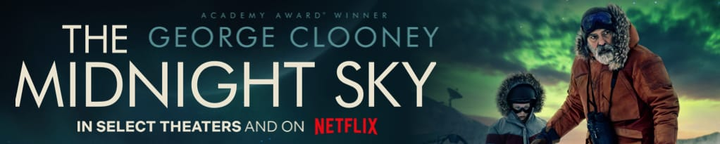 Poster image for The Midnight Sky