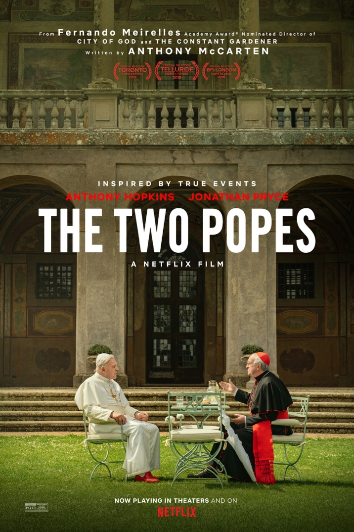 Poster image for The Two Popes
