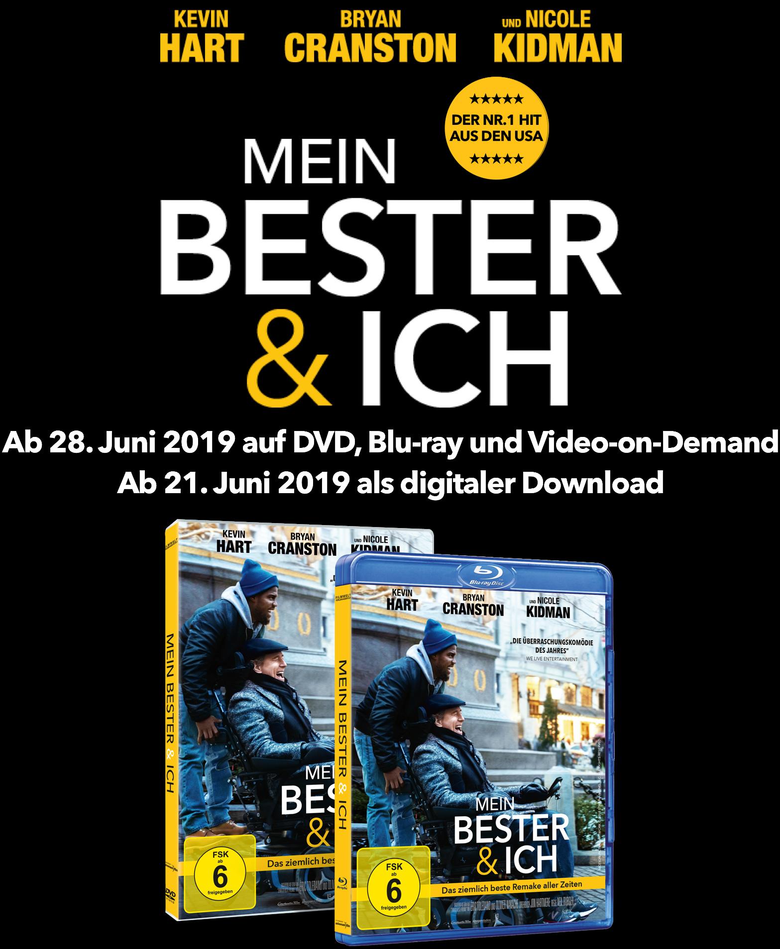 Mein Bester & Ich | Inhalt - Ab 21.02.2019 im Kino