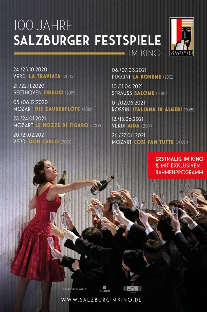 Poster image for Salzburger Festspiele