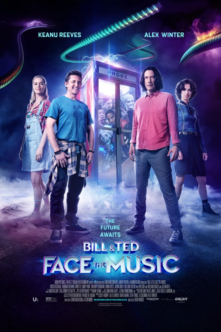 Poster image for Bill & Ted Face the Music