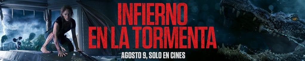 Poster for Infierno en la Tormenta